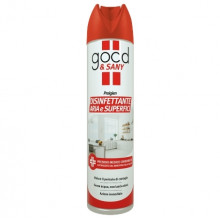 GOOD & SANY DISINFETTANTE ARIA E SUPERFICI 300 ml