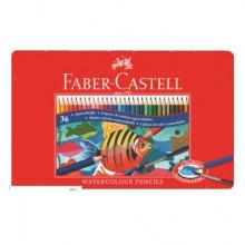 Faber Castell Wasserfarben Pencils 36St.