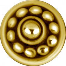 GD 316 Micro Aufsatz mit Innengewinde für Micro Barbells 1,2x4mm mod.16