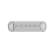Inner Piston Spring Nadelmodule Tattoomaschinen