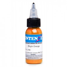 Bright Orange INTENZE INK 30ml