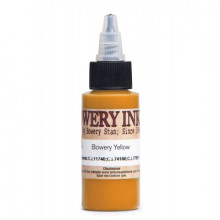 Bowery Yellow INTENZE INK 30ml