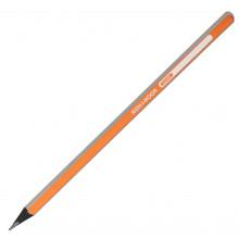 Black Wood dreikantig Graphit-Stift
