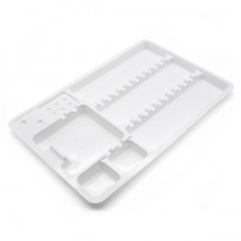 EINZELNES PLASTIKTABLETT 18x28cm 10 Stück