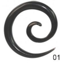 ORGANISCHE HORN SPIRALE