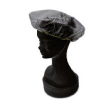 Schwarz TNT Haarnetz - Einzelpack - Plastiktüte 100 Stück