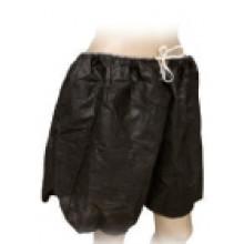 Herren schwarze Boxer - Einzelpack - Plastiktüte 20 Stück