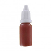 MAKE-UP FARBE 10 ml - soft red brown