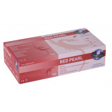 RED PEARL HANDSCHUHE