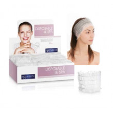 Hairband White - single pack - Polybag 100pcs